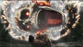 هجوم العمالقة الموسم الثاني حلقة 7   ايرين ضد العملاق المدرع