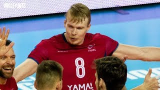 The Amazing Volleyball Actions by Artur Udrys (напротив Факел) | CWC2018
