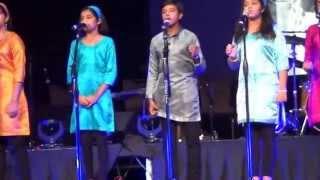 Taraana Music 'Bhuter Raja Dilo Bawr' NABC Performence Part 1