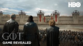 Game of Thrones | Season 8 Episode 5 | Game Revealed (HBO)