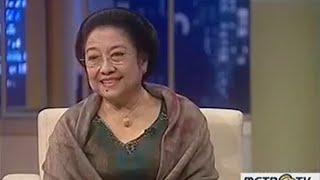Megawati : Saya Juga Petugas Partai || Kick Andy 22 April 16