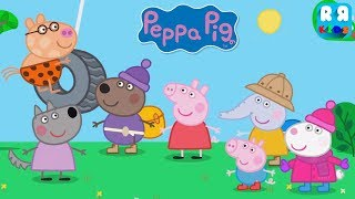 Peppa Pig Goes Around the World - Best Apps for Kids