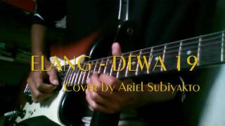 Elang - Dewa 19 (Guitar Cover)