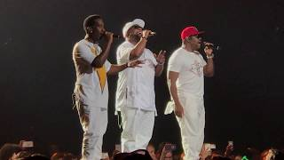 Boyz II Men Full Live Set on The Total Package Tour 2017