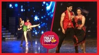 Monaya & Divek's Preparation For Their Grand Finale Performance | Nach Baliye 8