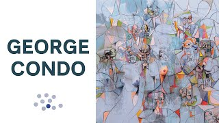 GEORGE CONDO 3/3 - Breaking Free from the Tradition