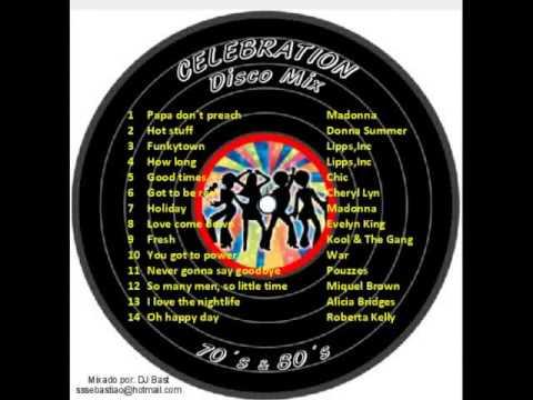 Celebration Os Melhores Hits da Disco dos Anos 70 & 80