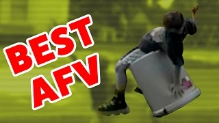 ☺ AFV (NEW!) Funniest Moments Caught On Tape of 2016 (Funny Clips Fail Montage)