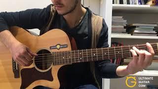 Jeff Buckley - Hallelujah (Fingerstyle)