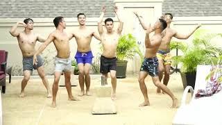 Boomboom Challenge VIRAL !! GYM BUDDIES GOES WILD