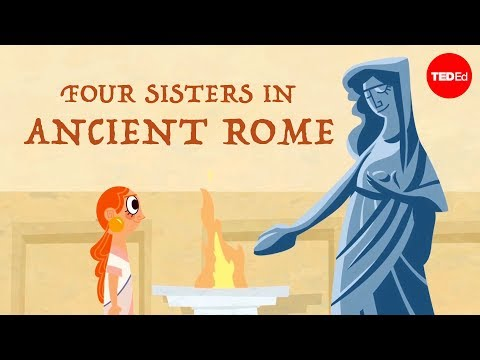 Xxx Mp4 Four Sisters In Ancient Rome Ray Laurence 3gp Sex