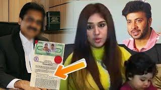 তালাক নোটিশ নিয়ে মুখ খুললেন অপু বিশ্বাস ! Apu Biswas Comments on her Divorced Notice sent by Shakib