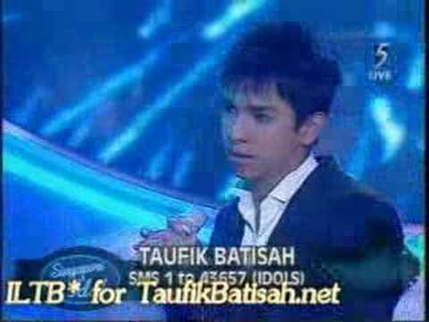 (The Final Showdown)Taufik Batisah : I Dream
