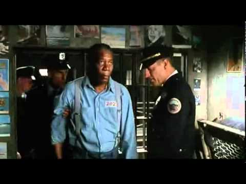 The Shawshank Redemption Escape Andy Dufrense