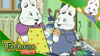 Max & Ruby: Max Misses the Bus / Max's Worm Cake / Max's Rainy Day - Ep.3