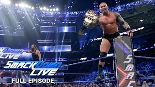 WWE SmackDown LIVE Full Episode, 4 April 2017