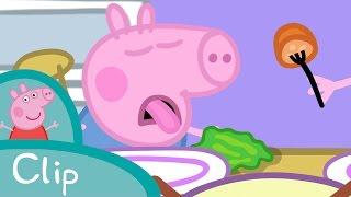 Peppa Pig Français   La salade de Dinosaure