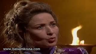 مسلسل العبابيد | انت سيدتي و مولاتي يا ملكة زنوبيا .. انا لا انتمي لروما | بسام كوسا و رغدة