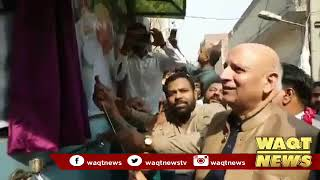 Ch Sarwar inaugurated two water filteration plants in Shahdara