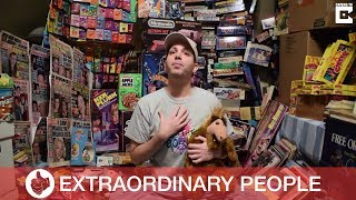 80's Obsessed Collector Spends 100k on Memorabilia