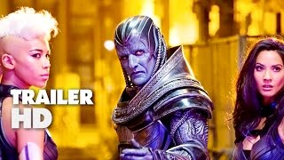 X-Men Apocalypse - Official Film Trailer 2 2016 - Oscar Isaac, Jennifer Lawrence Movie HD