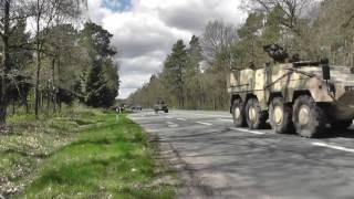 Militärübung European Spirit 2016(NATO Military exrcise,European Battlegroup)
