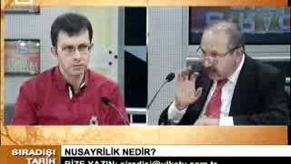 Siradisi Tarih 10-03-2012 Mehmet Çelik Nusayrilik part7
