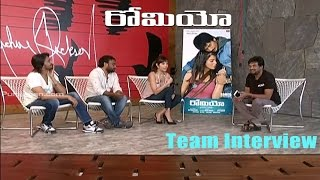 Romeo Team Interview With Purijagannadh