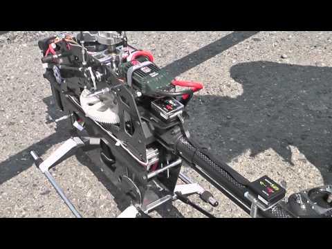 2013 8 11 ALIGN APS GPS Flight test T REX800E