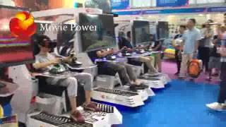 Best Selling 9D Vr Robot Shaped Shooting Simulator