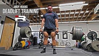 Deadlift Training | Andy Huang | Iron Rebel