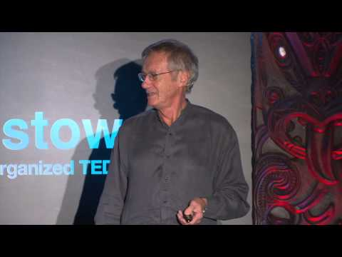 The road less traveled: Tony Wheeler at TEDxQueenstown