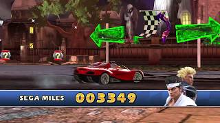 Sonic & SEGA All Stars Racing HD 1080p/ Outer Forest w/ Jacky and Akira/ Expert