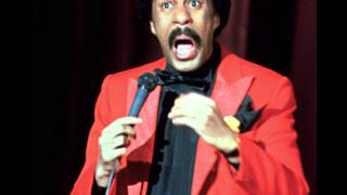 Richard Pryor library part 1:  The Wino and The Junkie