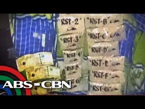 TV Patrol: P14 milyong halaga ng hinihinalang shabu, nasabat