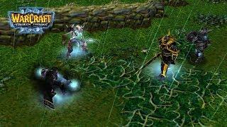 Warcraft III - Legends of Arkain, Human Custom Campaign - Let