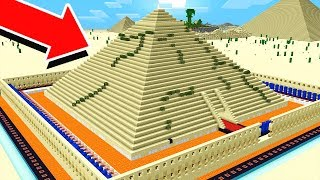 WORLD'S MOST PROTECTED MINECRAFT STRUCTURE!