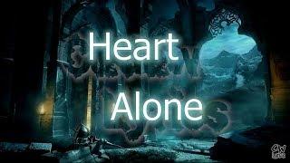Heart - Alone Lyrics