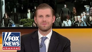 Eric Trump: Protecting our border is not