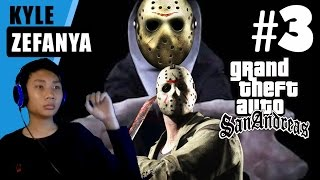 KESURUPAN ANAK BUAH VULUK [?] - Grand Theft Auto Extreme Indonesia (DYOM#82)