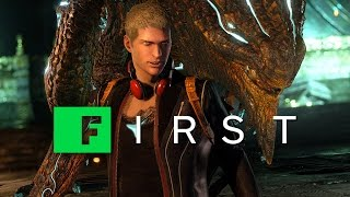 Scalebound: 8-Minute Extended Gameplay Demo - IGN First