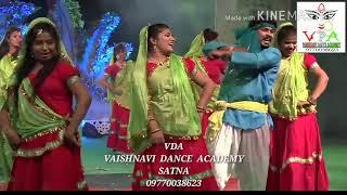 RAAI DANCE AKS ~ VDA VAISHNAVI DANCE ACADEMY SATNA (M.P.) 9770038623