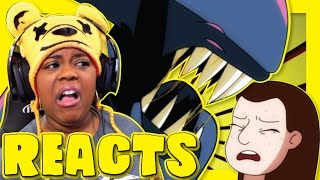 Try Not To Laugh | Alien Covenant Animation | ADHD Reaction | AyChristene Reacts