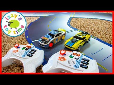 Cars for Kids HOT WHEELS AI Hot Wheels Intelligent Race System