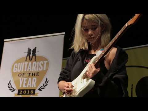 Xxx Mp4 Young Guitarist Of The Year 2018 Finalist Abigail Zachko 3gp Sex
