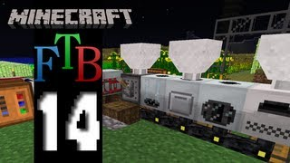 Minecraft Feed The Beast - S2E14 - The Perfect Spot