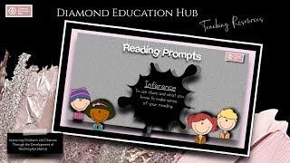 Reading Prompts|Diamond Education Hub| Teaching Resources| EAL | SEND|