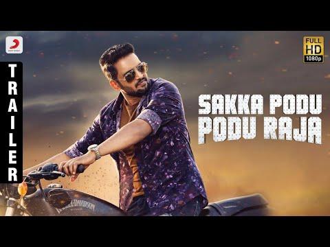 Xxx Mp4 Sakka Podu Podu Raja Official Tamil Trailer Santhanam Vivek Vaibhavi STR 3gp Sex