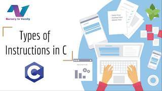 Various Instructions in C | c programming | tutorial | free online course