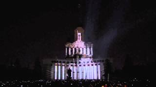 Luca Agnani Studio | Video Projection Mapping | Circle of Light Moscow 2014 | Classic